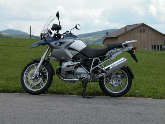 meine R1200GS