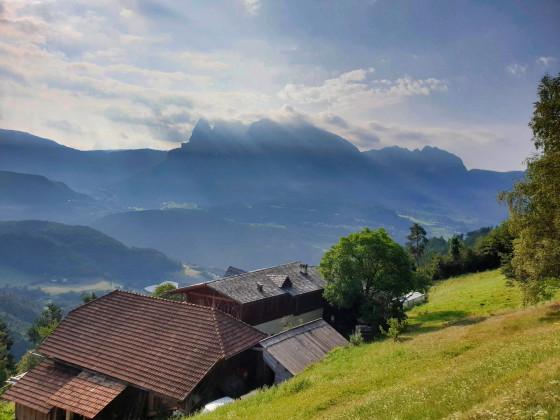 2 Tage durch die Dolomiten