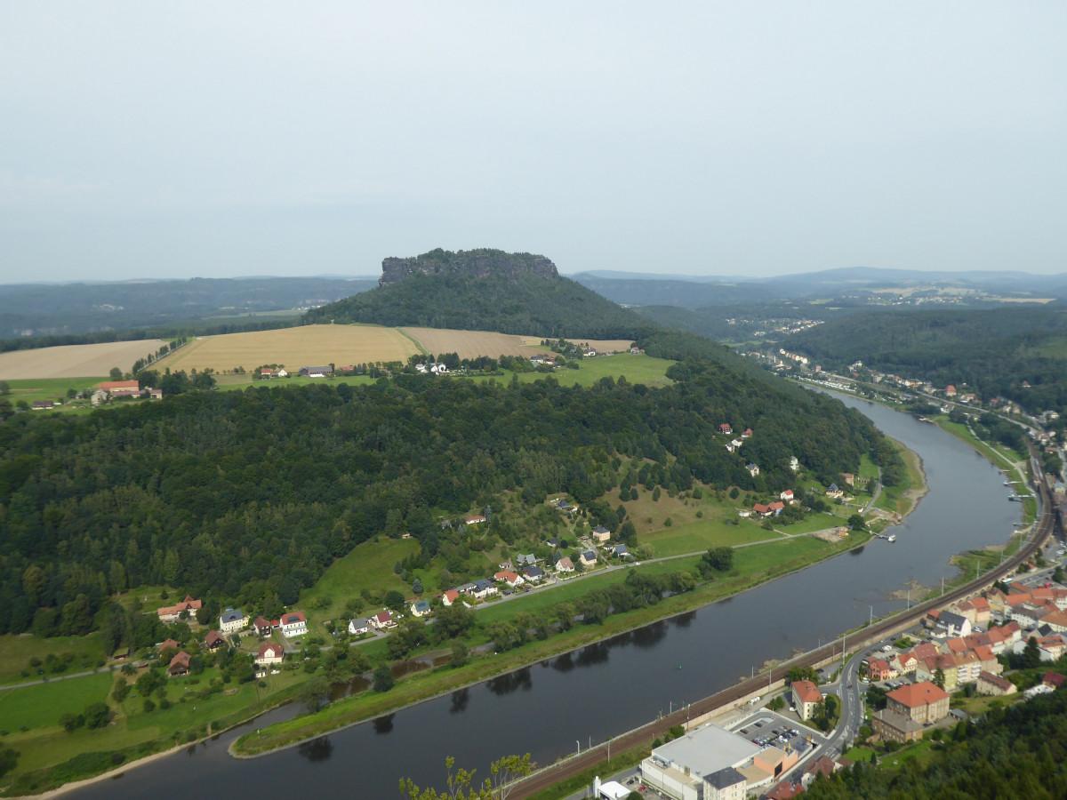 Elbtal Sächsische Schweiz