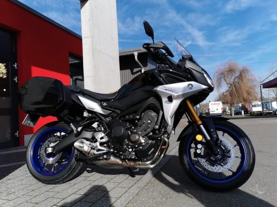 Meine neue Yamaha Tracer 900 GT