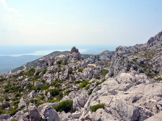 Mali Alan Pass/Kroatien