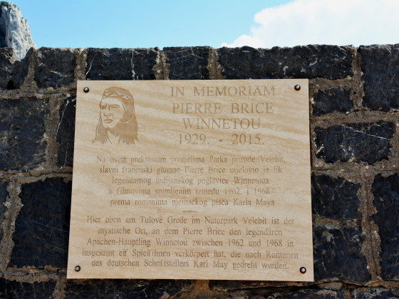 Mali Alan Pass/Kroatien In Memoriam Piere Brice