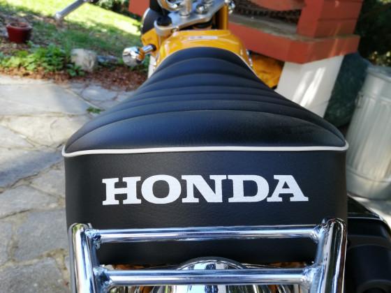 Honda Monkey Heckansicht