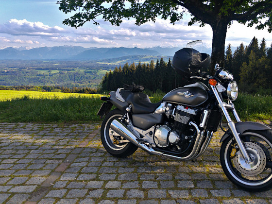 Unterwegs... auf dem Hohen Peissenberg