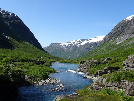 Trollstiegen / Norwegen 1