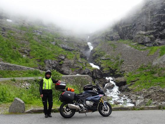 Trollstiegen / Norwegen 8