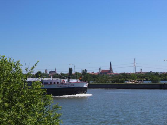 Alte Donau bei Straubing