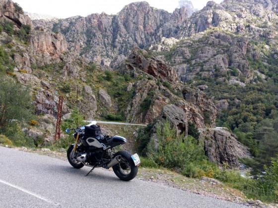 Korsika - mitten drin