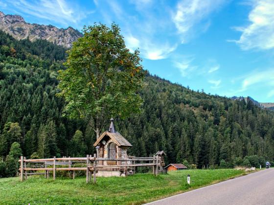 Unterwegs... im Tannheimer Tal