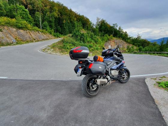StrmaReber Sattel - Slowenien/Kroatien
