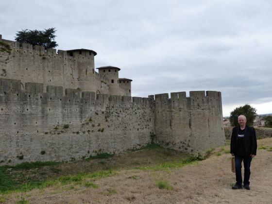 Carcassonne und meine shopping Tour