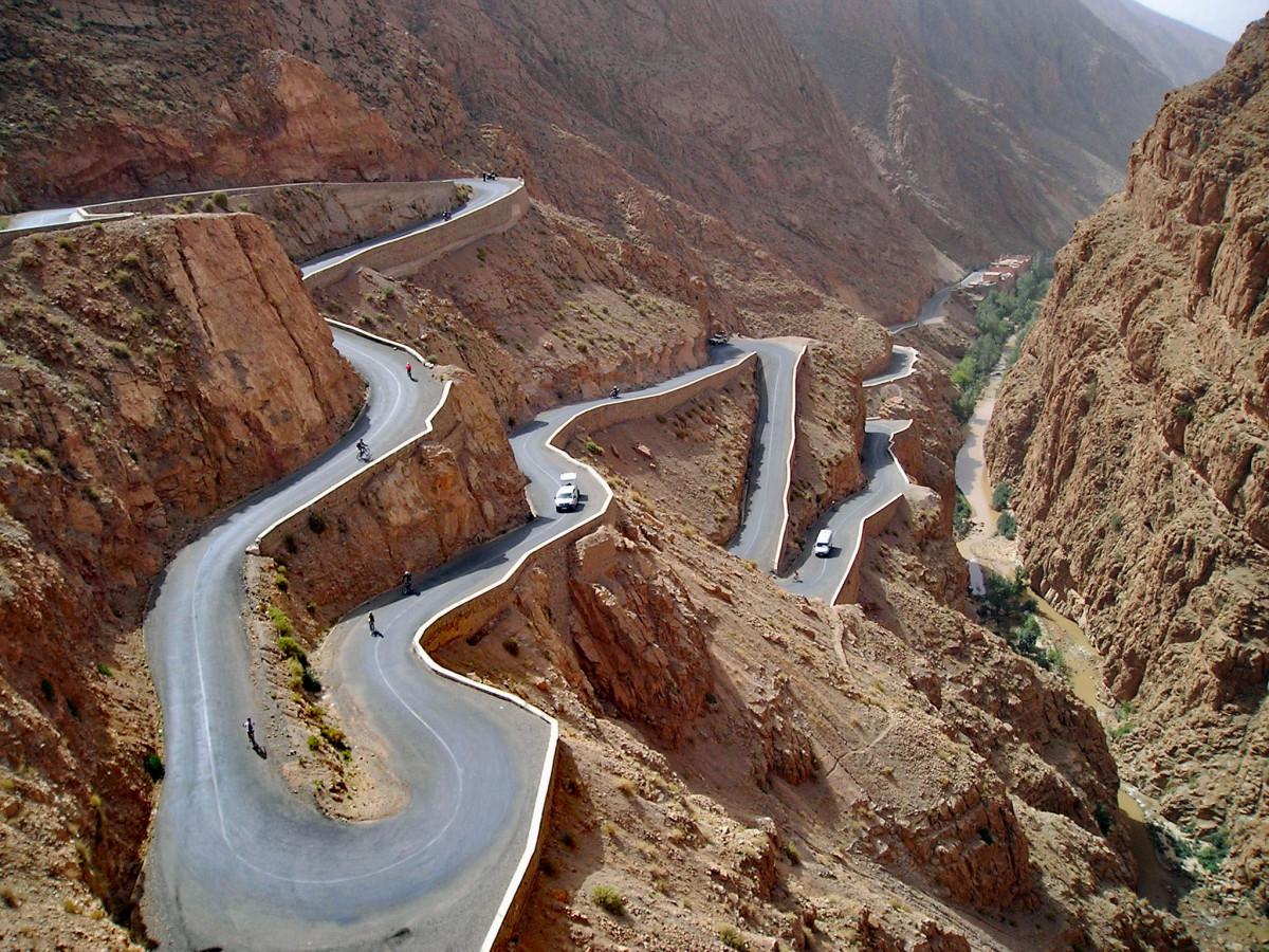 Marokko / Dades Tal