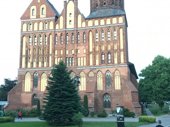 Baltikum 2018/ Kaliningrad