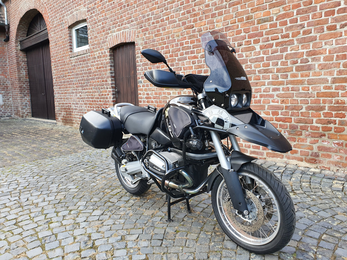 Schöne BMW R 1100 GS... Unikat....