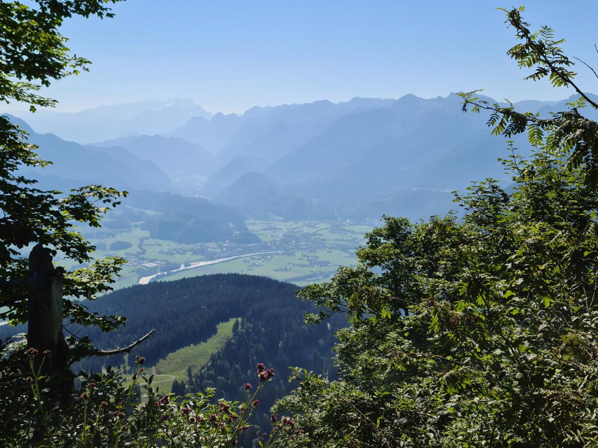 Rossfeld Höhenweg