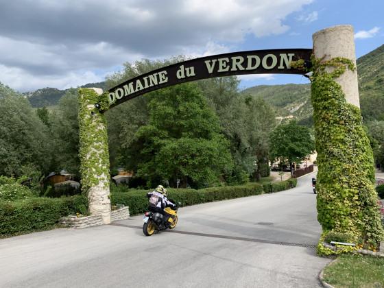 Camping Domain du Verdon