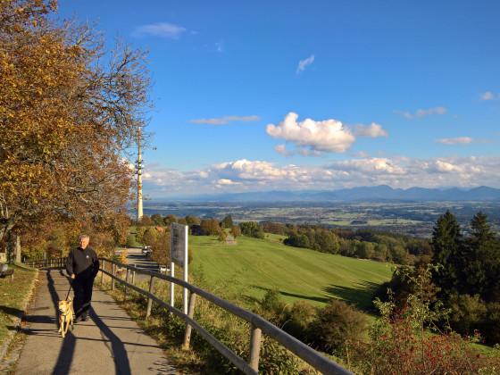 Hoher Peißenberg , Oberbayern