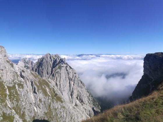 Balkan-Tour 2019 - Blick vom Mangartpass Richtung Österreich