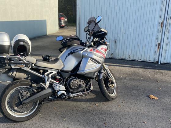 Yamaha XT 1200 Z im November 2020