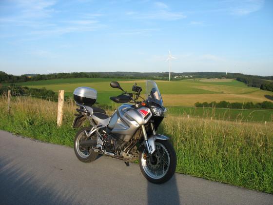 Yamaha XT 1200 noch ganz Neu