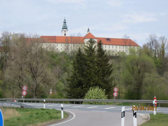 Kloster St.Michael /Attel bei Wasserburg am Inn.