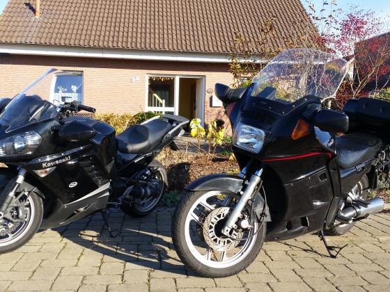Kawasaki GTR 1000 und GTR 1400