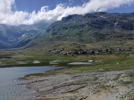 Lago di Montespluga