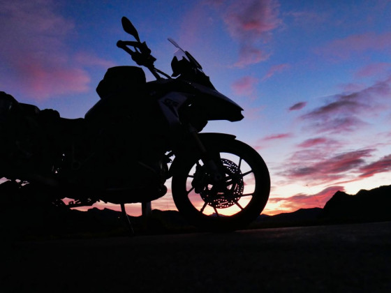 Sonnenaufgangsrunde