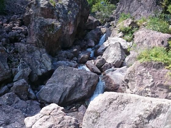 cascata del Pissandolo