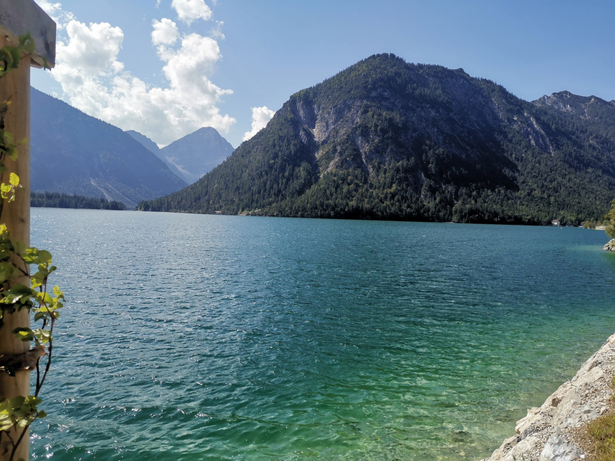 Plansee am 13.9.21