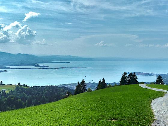 An den Bodensee