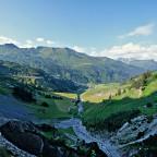 Unterwegs... Seen und Silvretta - Flexenpass