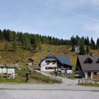 Berggasthaus an der italienisch/österr. Grenze IT