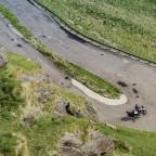 Alles dabei: Serpentinen, schlechte Straßen, Abgründe, Schräglagen, Natur und imposante Landschaften