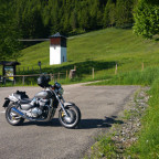 Unterwegs... am Oberjoch