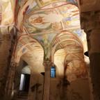 Aquileia/Fresken in der Kirche