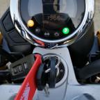 Honda Monkey mit ganz persönlichem Kilometerstand