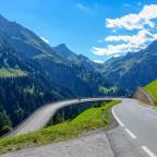 Vom Lechtal ins Bregenzerland