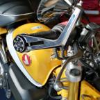 Honda Monkey Lenkerendspiegel