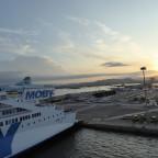 Hafen von Olbia