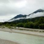 Die Isar im Karwendel