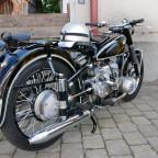 Motorrad-Oldtimertreffen im Ostallgäu