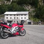 Am Passo Mont Croce Carnico