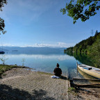 Unterwegs... am Walchensee