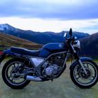 Meine SRX-6, 1989 neu gekauft...