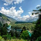 Unterwegs... Seen und Silvretta - am Fernpass