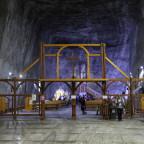 Kirche in der Salzmiene
