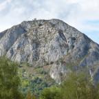Montsegur, die letzte Bastion der Katharare
