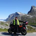 Trollstiegen / Norwegen 3